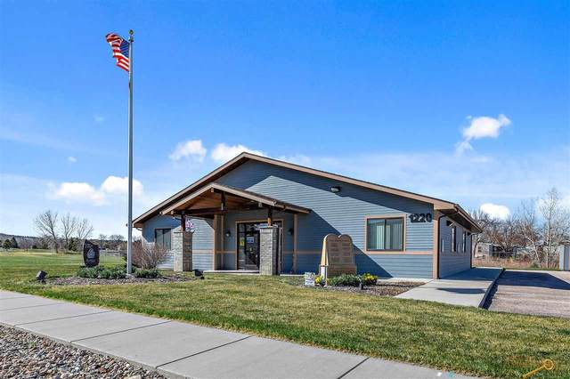1220 E Minnesota, Rapid City, SD 57701 (MLS #153693) :: Heidrich Real Estate Team