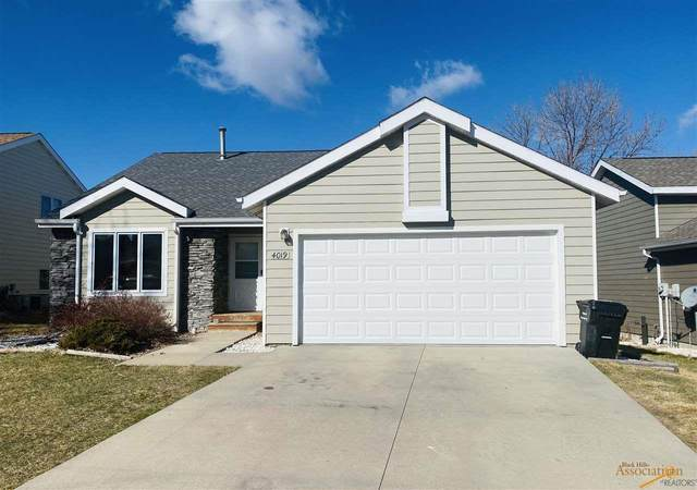 4019 Prairie View Dr, Rapid City, SD 57701 (MLS #153699) :: Christians Team Real Estate, Inc.