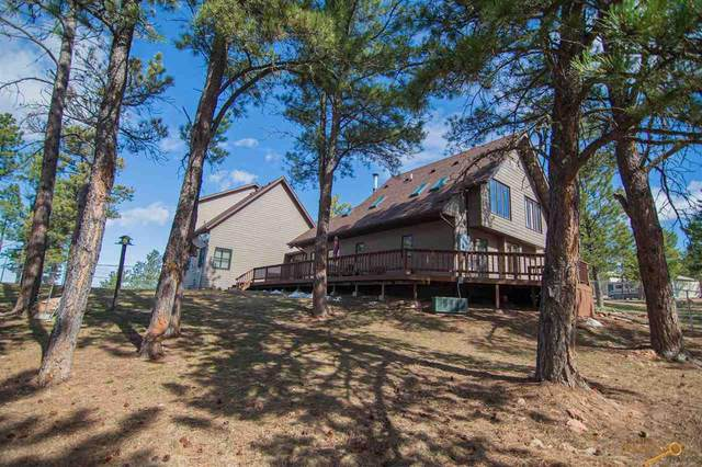 11835 Sundance Rd, Hot Springs, SD 57747 (MLS #153702) :: Heidrich Real Estate Team