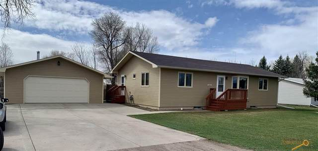 2531 Longacre Dr, Rapid City, SD 57703 (MLS #153721) :: Black Hills SD Realty