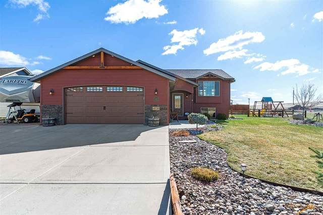 4530 Fieldstone Dr, Rapid City, SD 57703 (MLS #153723) :: Christians Team Real Estate, Inc.