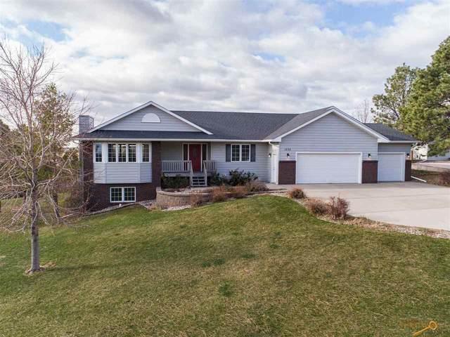 1035 Enchantment Rd, Rapid City, SD 57701 (MLS #153729) :: Christians Team Real Estate, Inc.