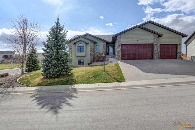 4161 Augusta Dr, Rapid City, SD 57703 (MLS #153734) :: Christians Team Real Estate, Inc.