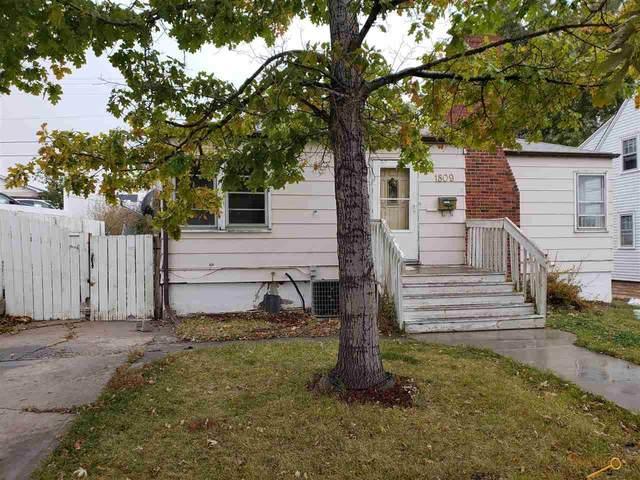 1809 5TH ST, Rapid City, SD 57701 (MLS #153741) :: Christians Team Real Estate, Inc.