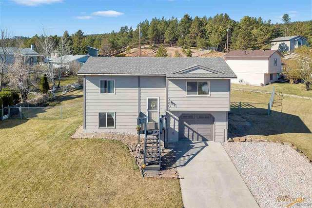 7809 Timberline Rd, Black Hawk, SD 57718 (MLS #153745) :: Black Hills SD Realty