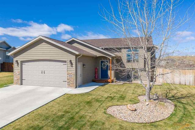 4235 Fieldstone Dr, Rapid City, SD 57703 (MLS #153750) :: Christians Team Real Estate, Inc.