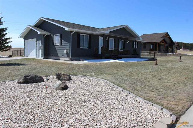 409 Other, Custer, SD 57730 (MLS #153753) :: Black Hills SD Realty
