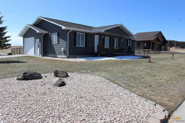 409 Other, Custer, SD 57730 (MLS #153753) :: Heidrich Real Estate Team