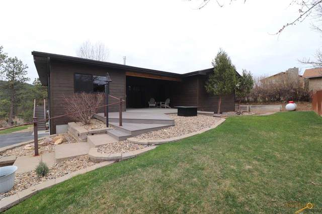 3861 S Loretta Dr, Rapid City, SD 57702 (MLS #153754) :: Heidrich Real Estate Team
