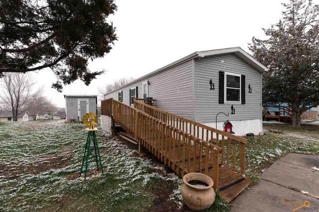 1008 Howard, Rapid City, SD 57701 (MLS #153777) :: Heidrich Real Estate Team