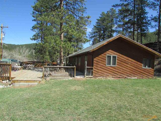 702 Mohler St, Keystone, SD 57751 (MLS #153785) :: Heidrich Real Estate Team