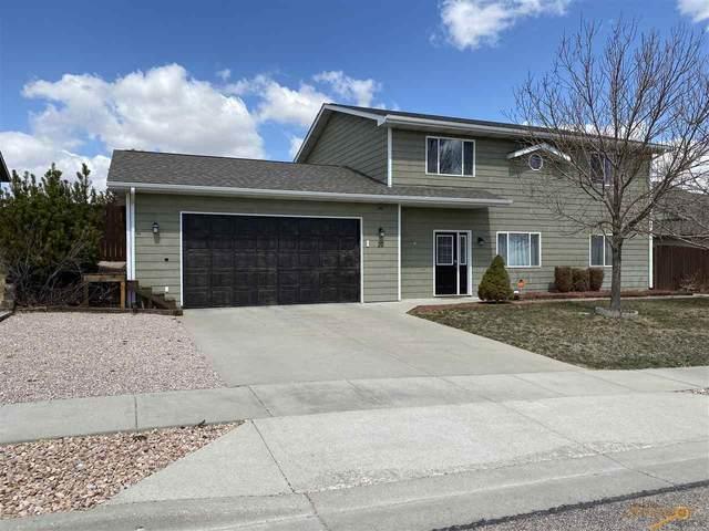 22 Viking Dr, Rapid City, SD 57701 (MLS #153799) :: Dupont Real Estate Inc.