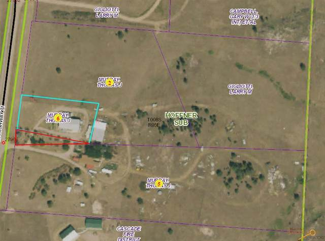 TBD Cascade Rd, Hot Springs, SD 57747 (MLS #153804) :: Christians Team Real Estate, Inc.