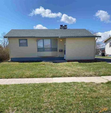 921 Anamosa, Rapid City, SD 57718 (MLS #153807) :: Christians Team Real Estate, Inc.
