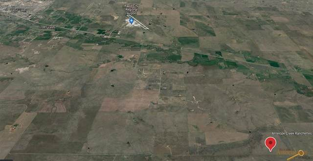 Lot B Antelope Creek Rd, Rapid City, SD 57703 (MLS #153817) :: Daneen Jacquot Kulmala & Steve Kulmala