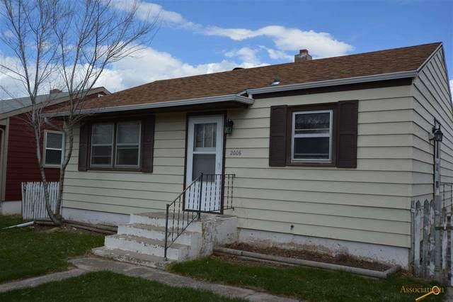 2006 5TH ST, Rapid City, SD 57701 (MLS #153820) :: Christians Team Real Estate, Inc.