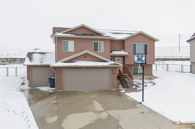 302 Bear Tooth Dr, Box Elder, SD 57719 (MLS #153824) :: Daneen Jacquot Kulmala & Steve Kulmala