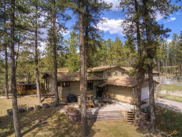 22879 Pine Meadows Ct, Rapid City, SD 57702 (MLS #153833) :: Black Hills SD Realty