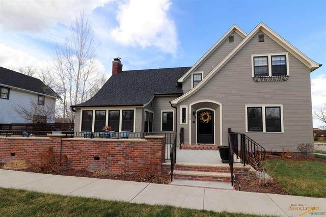 902 Fulton, Rapid City, SD 57701 (MLS #153836) :: Heidrich Real Estate Team