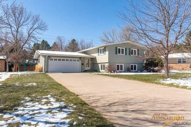 3822 Hagen Ct, Rapid City, SD 57702 (MLS #153848) :: Christians Team Real Estate, Inc.