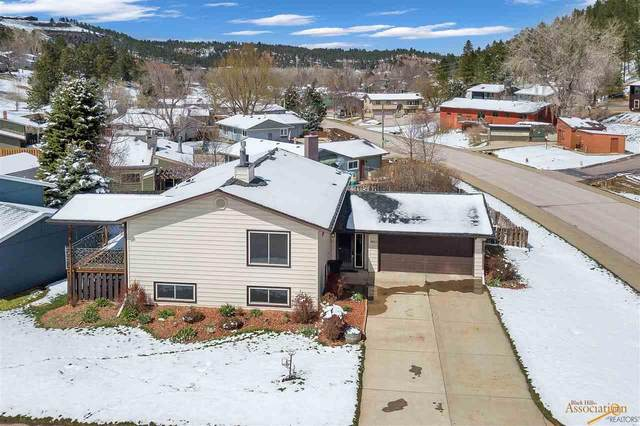 3603 Sycamore Pl, Rapid City, SD 57702 (MLS #153851) :: Christians Team Real Estate, Inc.