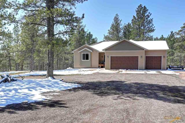 13835 Knotty Pine Ln, Rapid City, SD 57702 (MLS #153852) :: Black Hills SD Realty