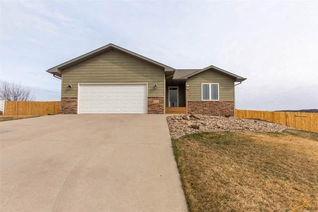 11130 Elk Creek Vlg Rd, Piedmont, SD 57769 (MLS #153858) :: Heidrich Real Estate Team