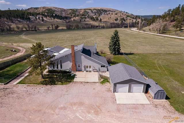 7645 Elk Creek Rd, Piedmont, SD 57769 (MLS #153867) :: Heidrich Real Estate Team
