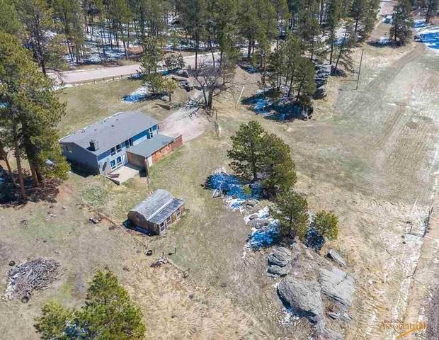 12815 Old Hill City Rd, Hill City, SD 57745 (MLS #153868) :: Heidrich Real Estate Team