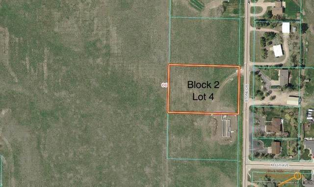 TBD Stone Dr, Wall, SD 57790 (MLS #153871) :: Black Hills SD Realty