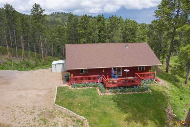 21131 Maine Road, Sturgis, SD 57785 (MLS #153873) :: Heidrich Real Estate Team