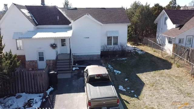 1338 Sheridan St, Hot Springs, SD 57745 (MLS #153883) :: Heidrich Real Estate Team