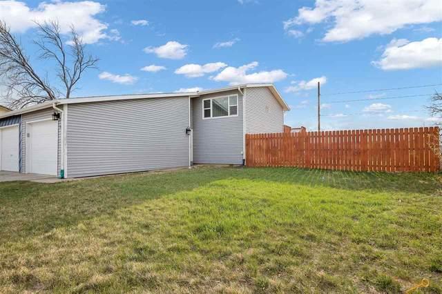521 Ennen Dr, Rapid City, SD 57703 (MLS #153902) :: Dupont Real Estate Inc.