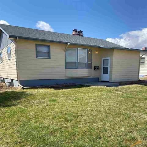 921 Anamosa, Rapid City, SD 57701 (MLS #153918) :: Black Hills SD Realty