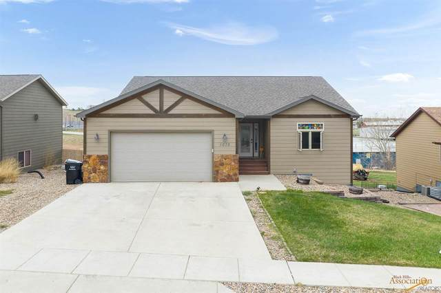 1012 Copperfield Dr, Rapid City, SD 57703 (MLS #153928) :: Dupont Real Estate Inc.