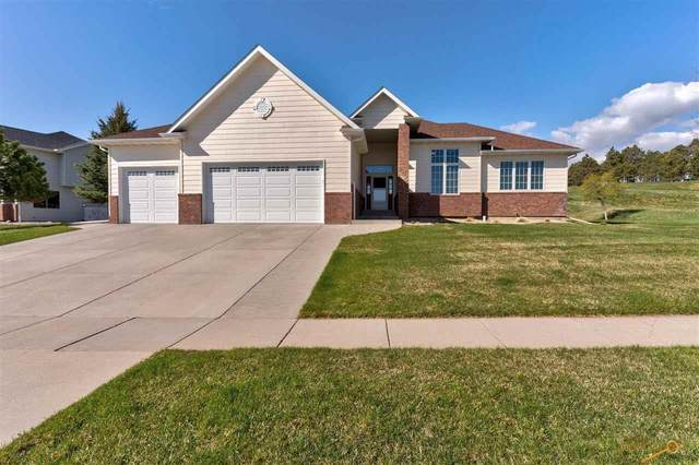 6709 Muirfield Dr, Rapid City, SD 57702 (MLS #153929) :: Dupont Real Estate Inc.