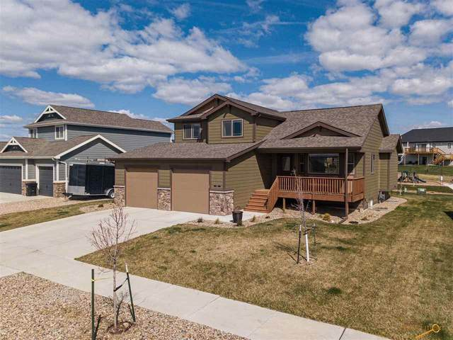 3118 Homestead St, Rapid City, SD 57703 (MLS #153930) :: Dupont Real Estate Inc.