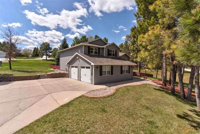 5491 Barberry Cir, Rapid City, SD 57702 (MLS #153931) :: Dupont Real Estate Inc.