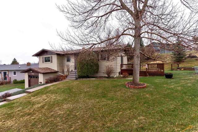 632 43RD CT, Rapid City, SD 57702 (MLS #153934) :: Christians Team Real Estate, Inc.