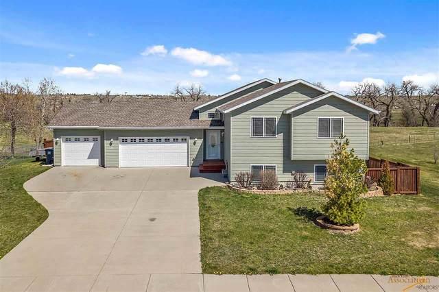 328 Ruhe Lane, Box Elder, SD 57719 (MLS #153949) :: Dupont Real Estate Inc.