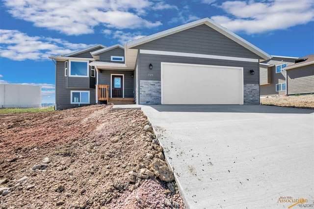 3104 Jessup Ln, Rapid City, SD 57701 (MLS #153950) :: Heidrich Real Estate Team