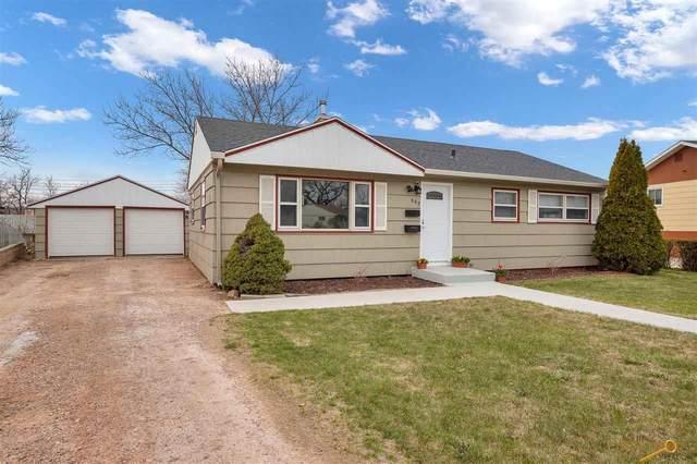 805 Horace Mann Dr, Rapid City, SD 57701 (MLS #153952) :: Dupont Real Estate Inc.