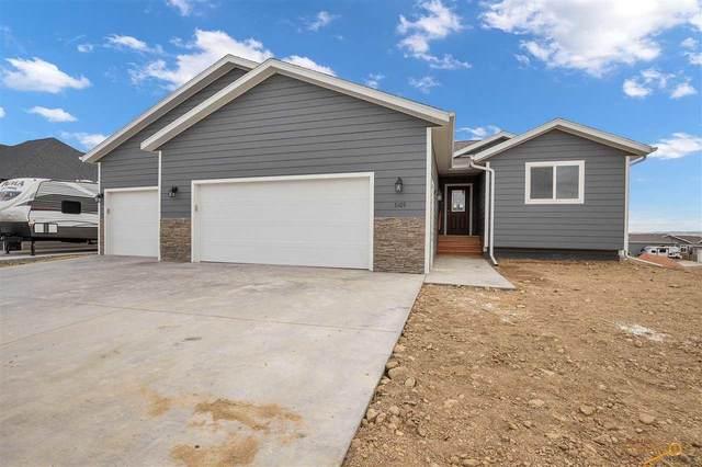 3010 Jessup Ln, Rapid City, SD 57701 (MLS #153953) :: Heidrich Real Estate Team