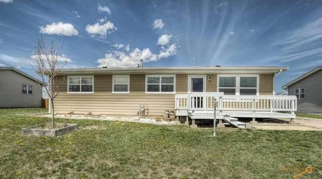 316 Mule Deer Trail, Box Elder, SD 57719 (MLS #153954) :: Dupont Real Estate Inc.