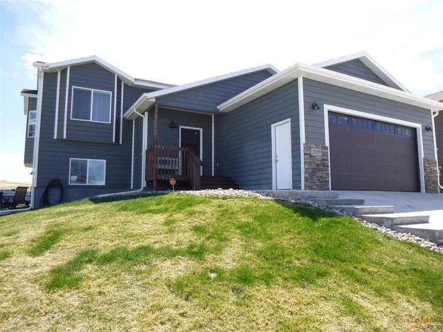 2929 Cakebread Ct, Rapid City, SD 57701 (MLS #153957) :: Dupont Real Estate Inc.