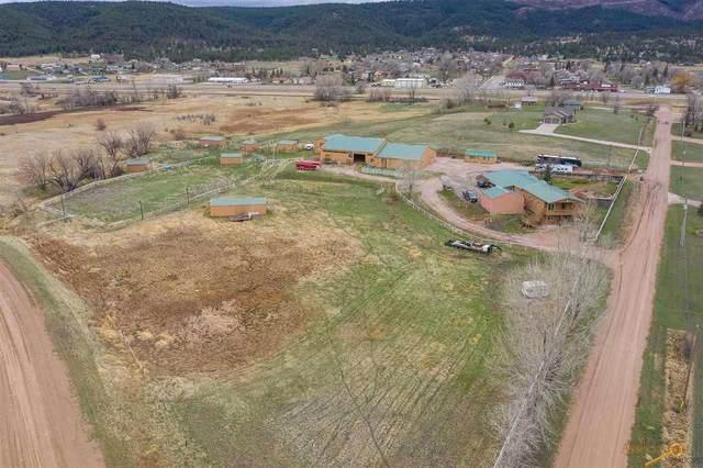 16144 Spring Valley Rd, Piedmont, SD 57769 (MLS #153960) :: Heidrich Real Estate Team