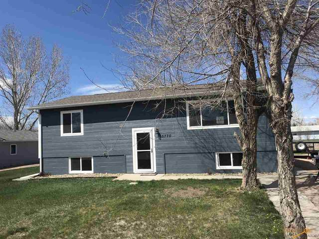 5770 Pluto Dr, Rapid City, SD 57703 (MLS #153966) :: Christians Team Real Estate, Inc.
