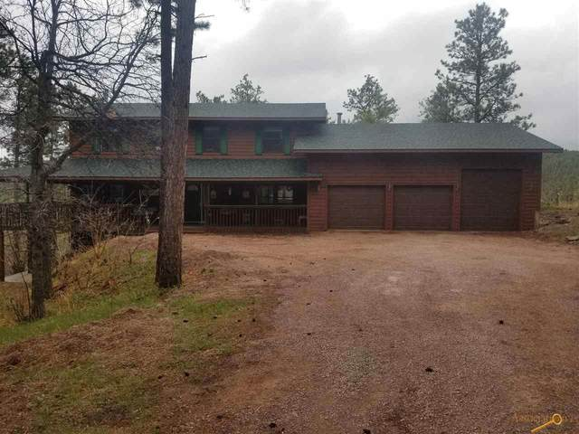 23596 Wilderness Canyon Rd, Rapid City, SD 57702 (MLS #153978) :: Black Hills SD Realty