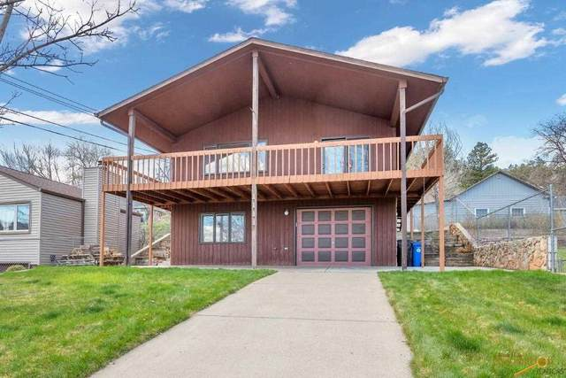 1111 Tompkins St, Rapid City, SD 57701 (MLS #153985) :: Black Hills SD Realty