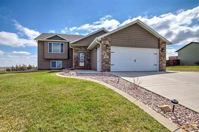 492 Coyote Trail, Box Elder, SD 57719 (MLS #153987) :: Dupont Real Estate Inc.